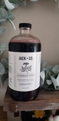 32 oz elderberry syrup