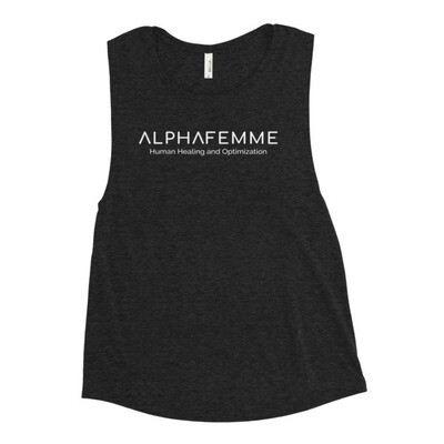 ALPHAFEMME Ladies' Muscle Tank