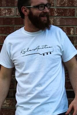 Kyle Austin - White Shirt
