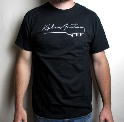 Kyle Austin - Black Shirt