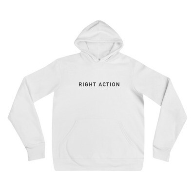Right Action Hoodie