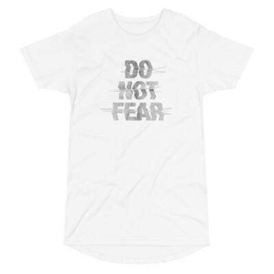 Do Not Fear - Drop Tail Tee