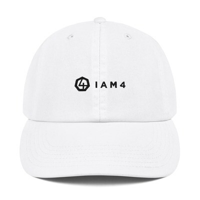 IAM4 Champion Hat