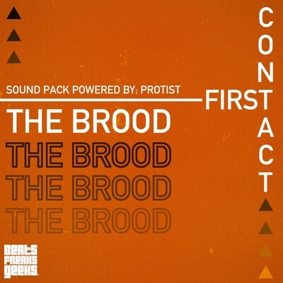 First Contact: The Brood (Sound Pack)