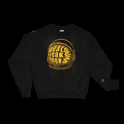 BFG Space Cadet Champion Sweatshirt (Black/Gold)