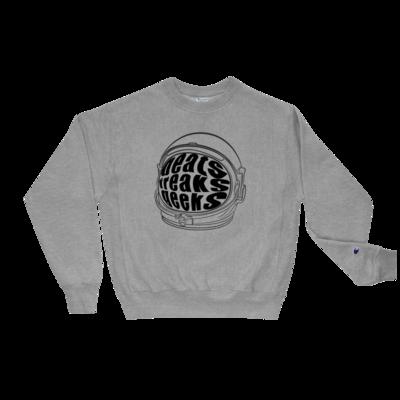 BFG Space Cadet Champion Sweatshirt (Grey/Black)