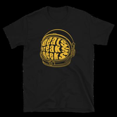 BFG Space Cadet T-Shirt (Black/Gold)