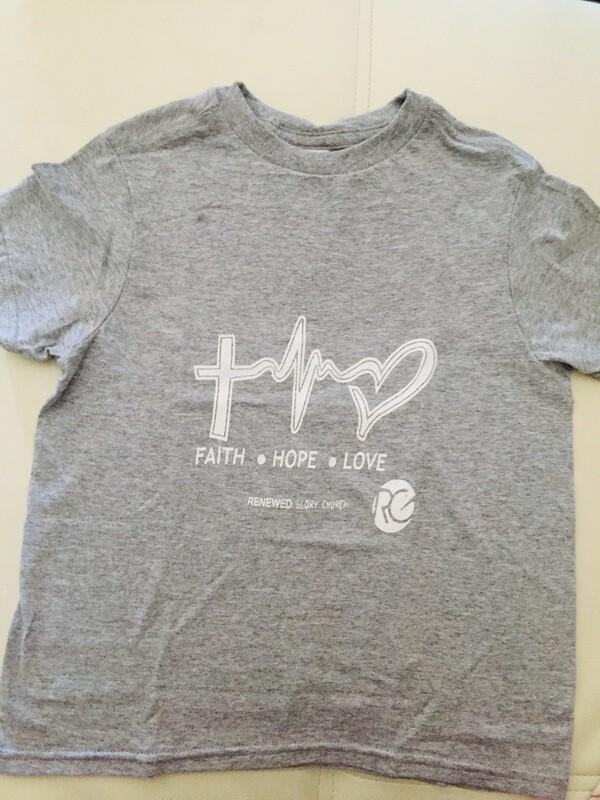 Light Grey T-shirt