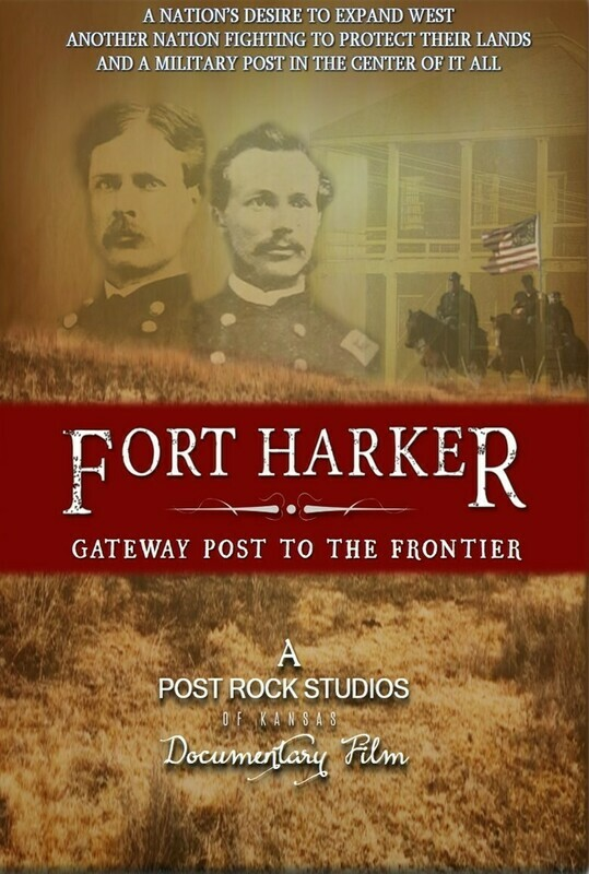 FORT HARKER: GATEWAY POST TO THE FRONTIER (DVD, 2019, NTSC)