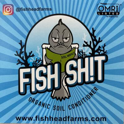FISH SH!T 120mL