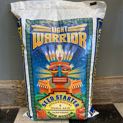Light Warrior Seed Starter 1 cu ft