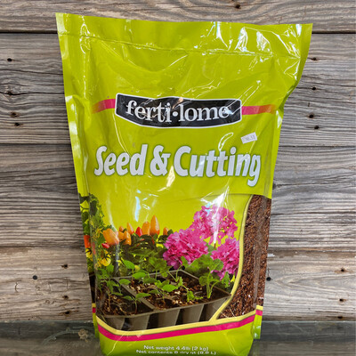 Seed & Cutting Soil Mix 8qt