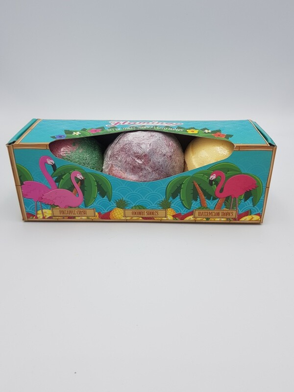Large Bath Bomb Set