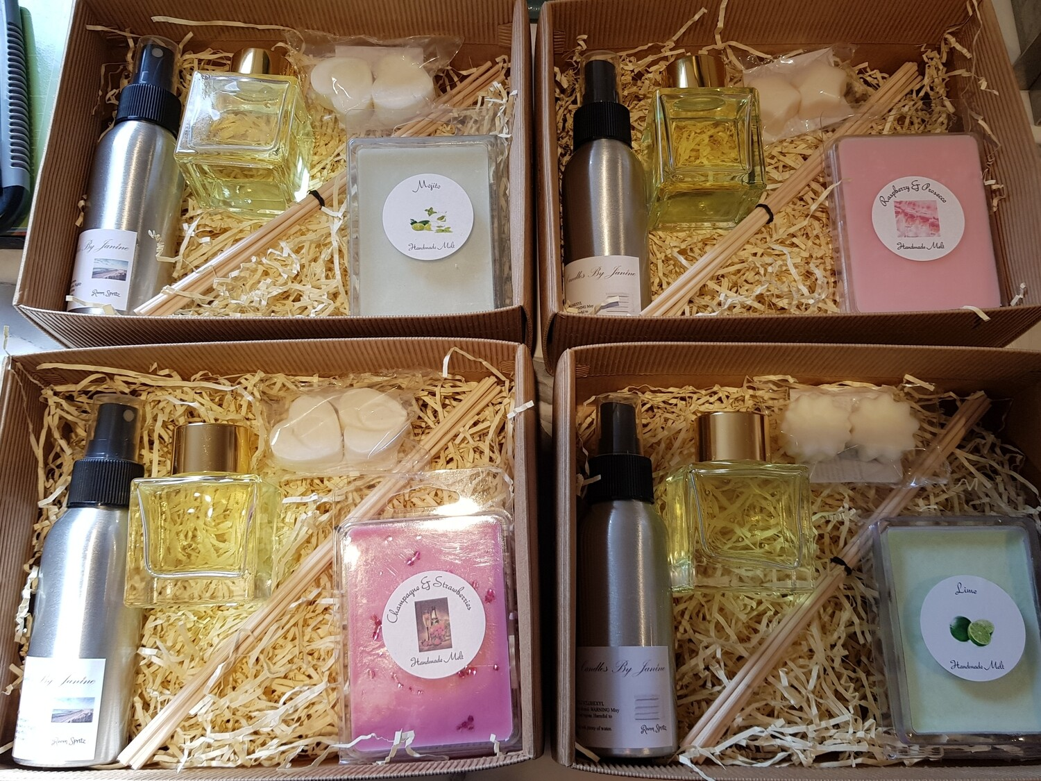 Home Fragrance Box
