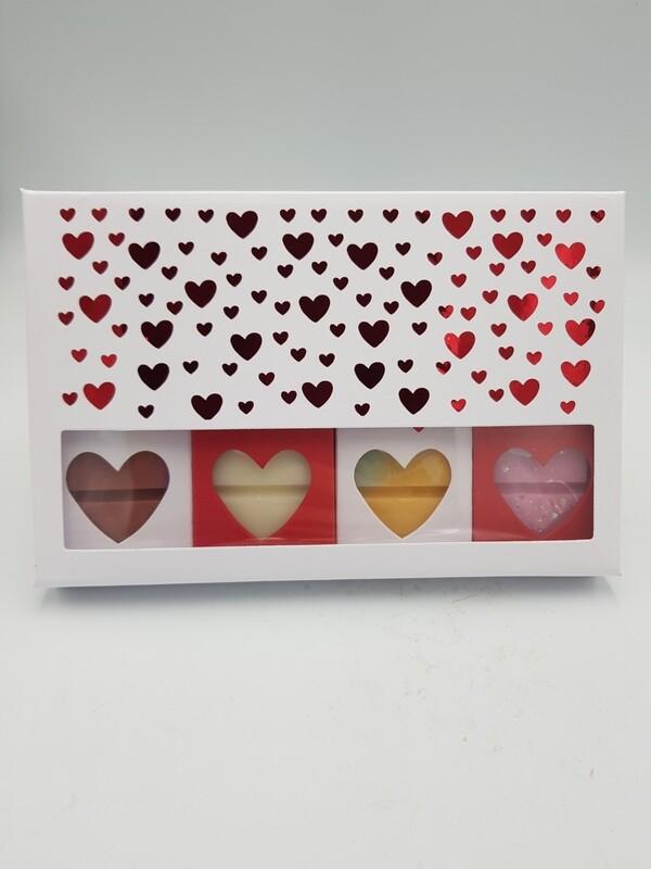 Valentine's Wax Melt set 1