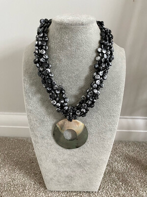 Shell Necklace Short