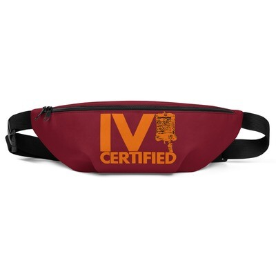IV Certified Fanny Pack