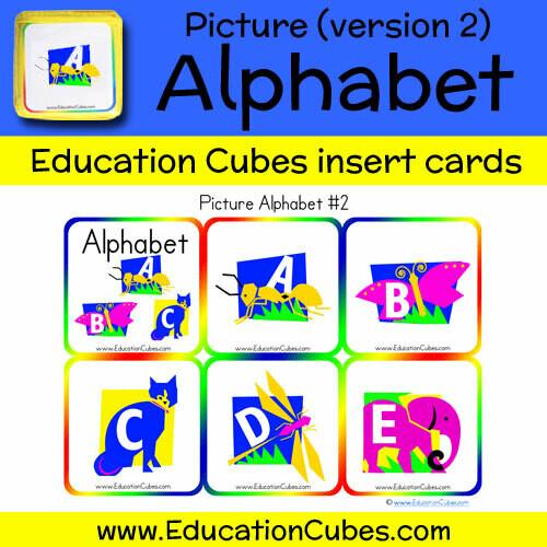 Picture Alphabet (version 2)