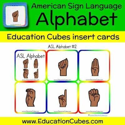 ASL Alphabet (version 2)