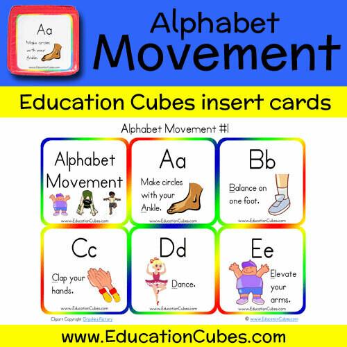 Alphabet Movement