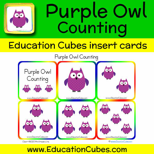 Purple Owl Counting