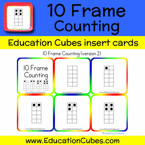 10 Frame Counting (version 2)