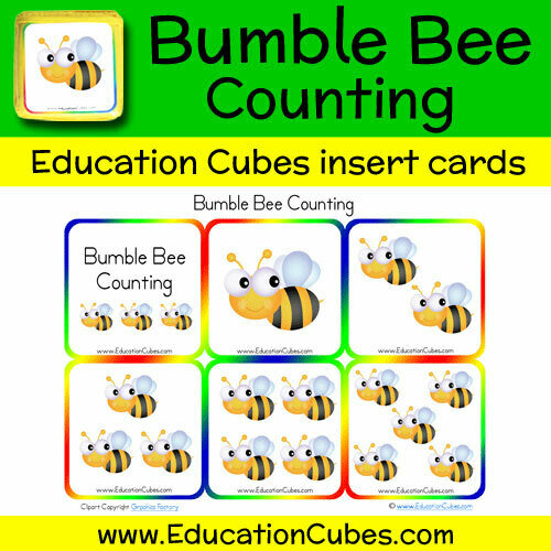 Bumble Bee Counting