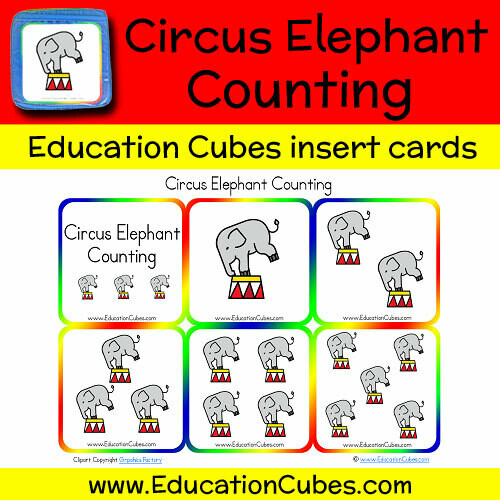 Circus Elephant Counting