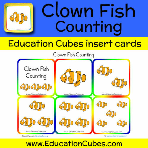 Clown Fish Counting