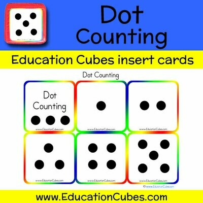 Dot Counting (Standard Dice)