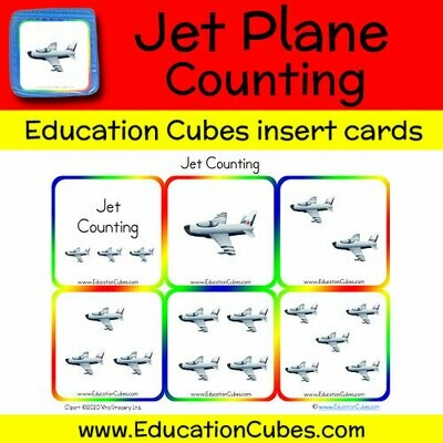 Jet Plane Counting