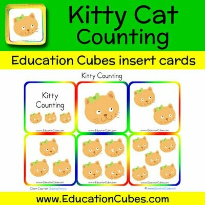 Kitty Cat Counting