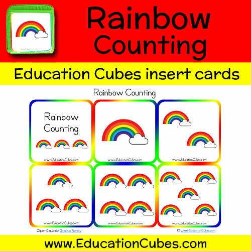 Rainbow Counting