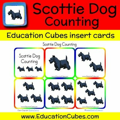 Scottie Dog Counting