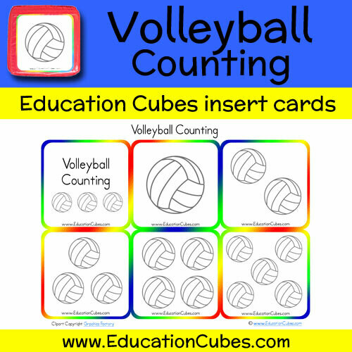 Volleyball Counting
