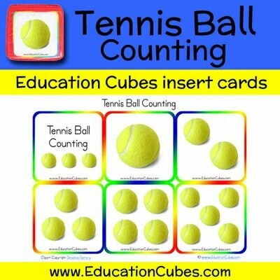 Tennis Ball Counting