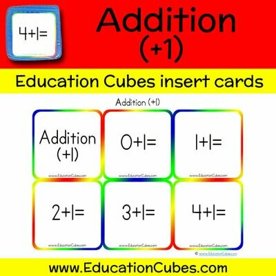 Addition Facts (+1)
