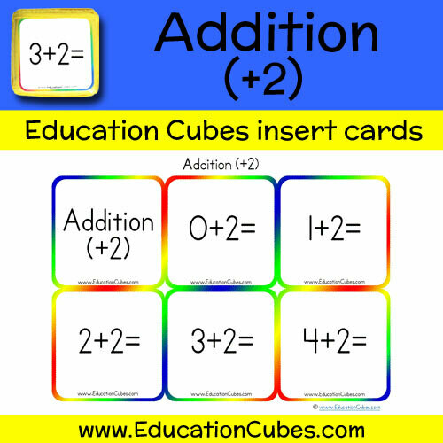 Addition Facts (+2)