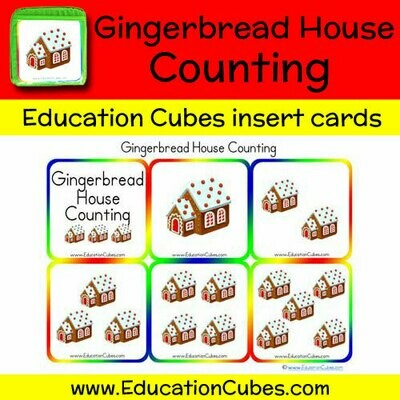 Gingerbread House Counting