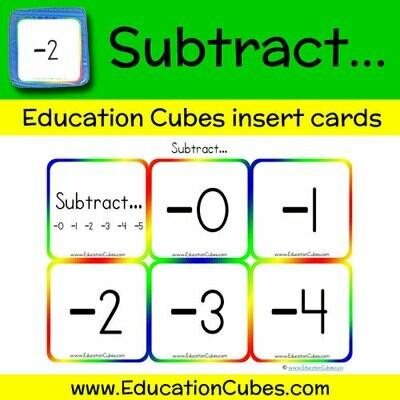 Subtract... (Subtraction)