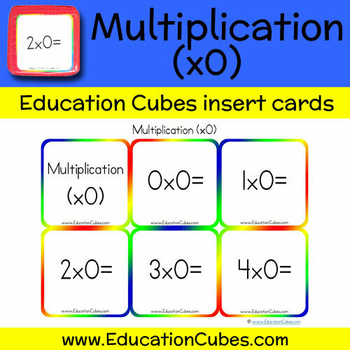 Multiplication Facts (x0)