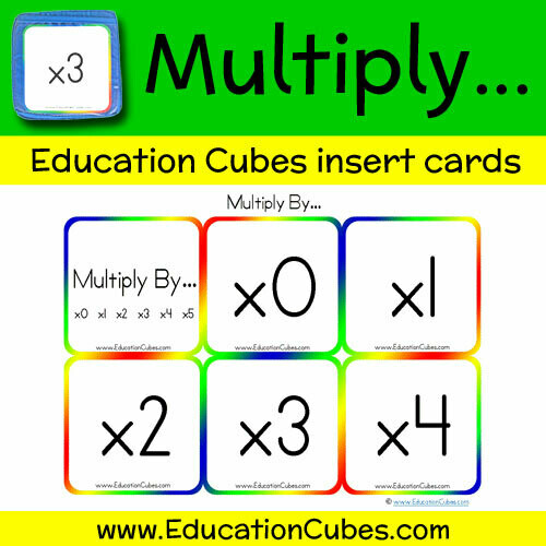 Multiply by... (Multiplication)