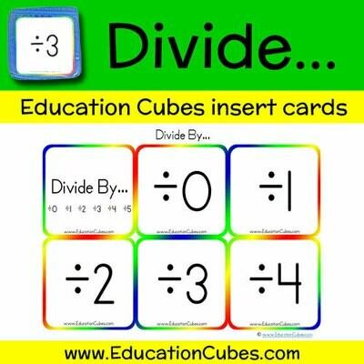 Divide... (Division)