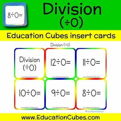 Division Facts (÷0)