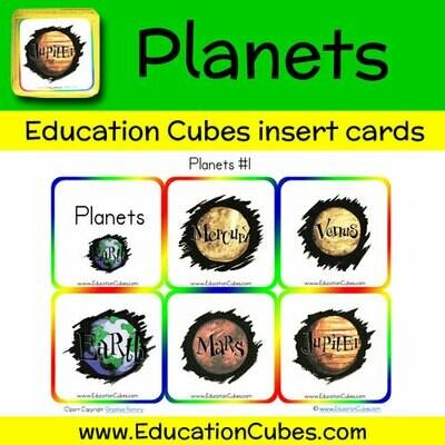 Planets (version 1)