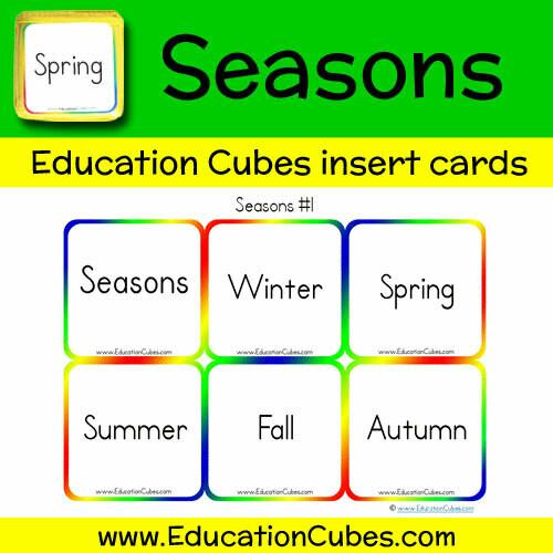 Seasons (version 1)