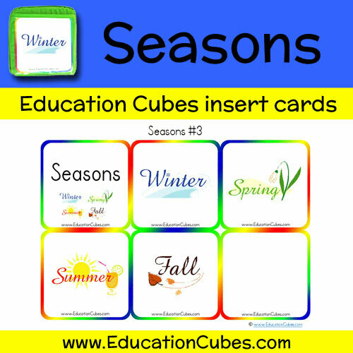 Seasons (version 3)