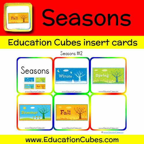 Seasons (version 2)