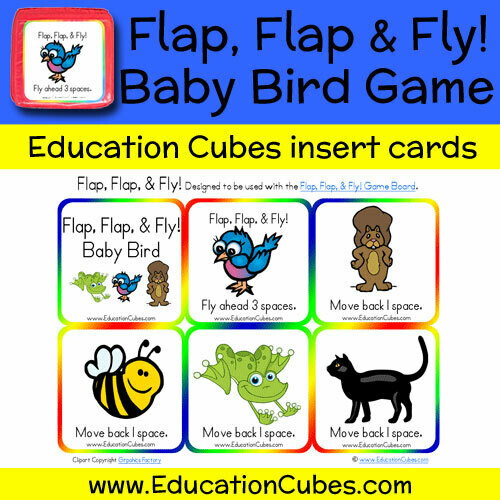 Flap, Flap & Fly! Baby Bird Game