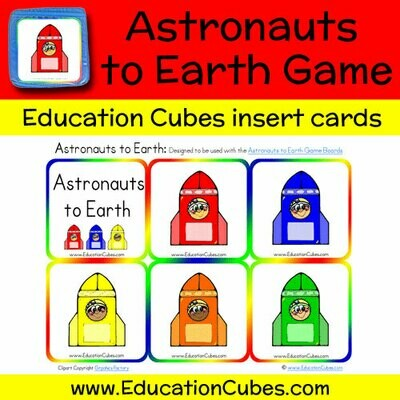 Astronauts to Earth Game